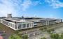 Zo moet het Cambuurstadion, dat naast WTC wordt gebouwd, er in 2023 uit komen te zien.