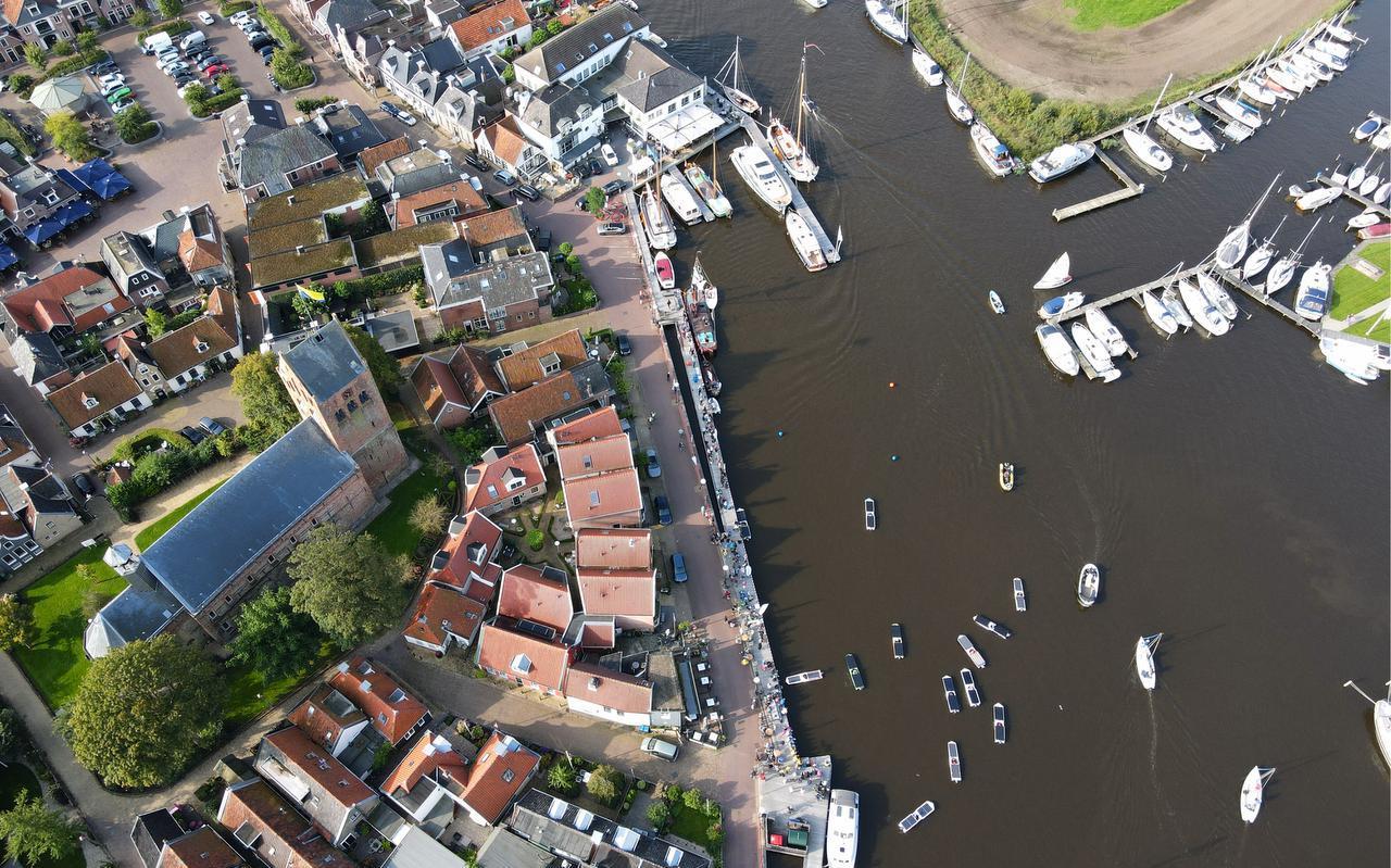 Leeuwarden liet het tweede woningbezit in Grou onderzoeken naar aanleiding van vragen van het CDA.