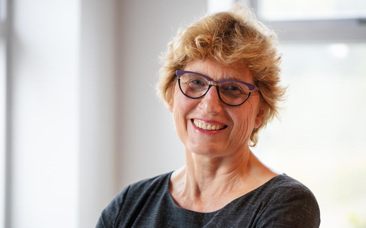 Dina Boonstra, directeur van de NOM.