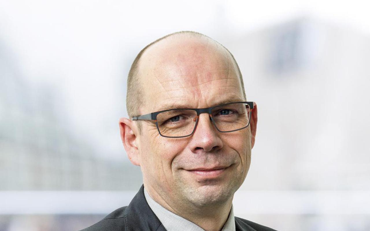 Vertrekkend bestuursvoorzitter Erwin Wunnekink van zuivelcoöperatie FrieslandCampina.