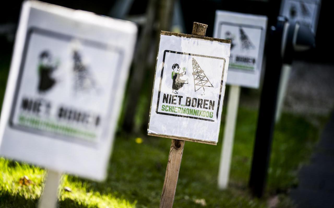 Er bestaat veel ophef rondom de geplande gasboringen boven Schiermonnikoog.